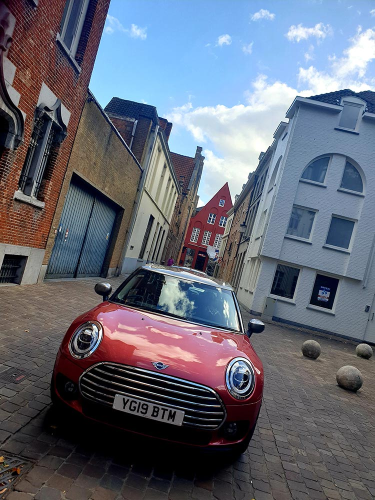 Mini Clubman - The Brugge Job Review 2019 MenStyleFashion JW Cooper Works BMW Indian Summer