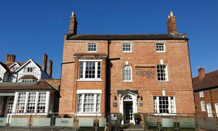 Stratford-Upon-Avon – The Arden Hotel Reviewed