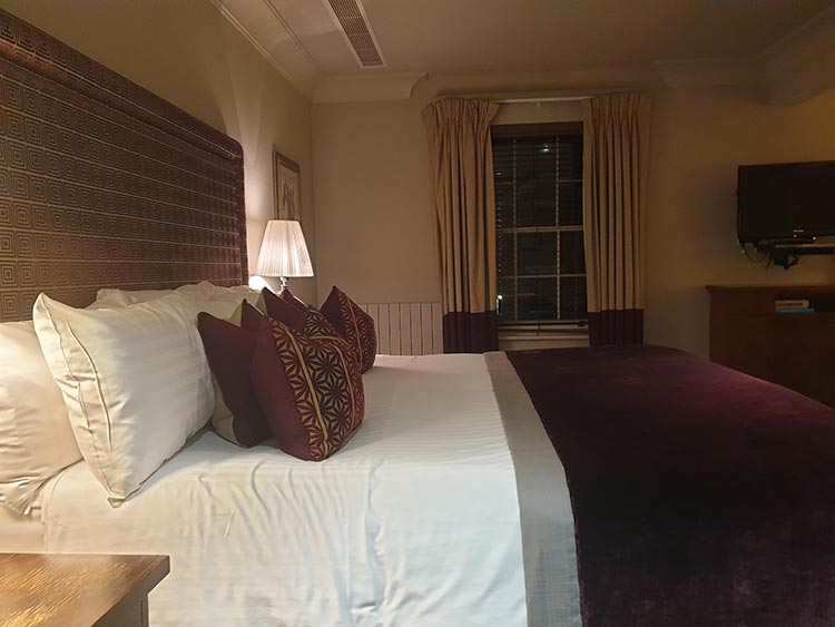 Stratford-Upon-Avon - The Arden Hotel Reviewed