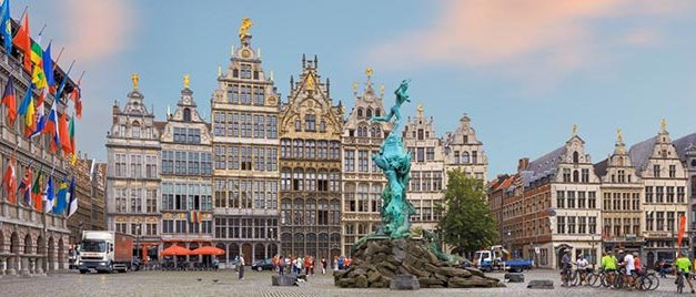 Antwerp – Hidden Gems Guide To Antwerp