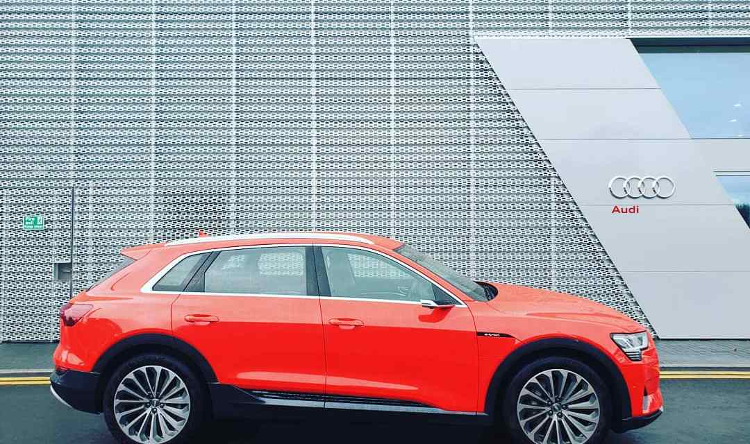 Audi E-Tron Review – Range Bound By Battery And UK Charging Network