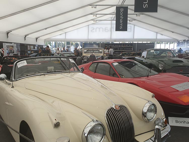 Goodwood Revival - Haute Couture On Wheels