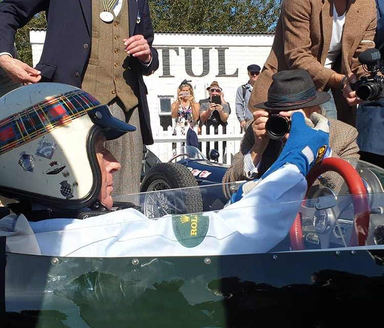Goodwood Revival – Haute Couture On Wheels