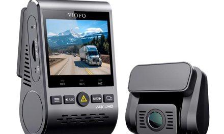 VIOFO Dash Cam – A129 Pro Duo 4K Dash Cam