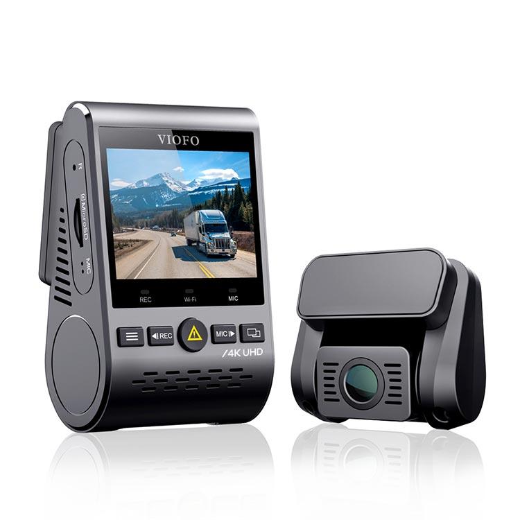 VIOFO Dash Cam - A129 Pro Duo 4K Dash Cam