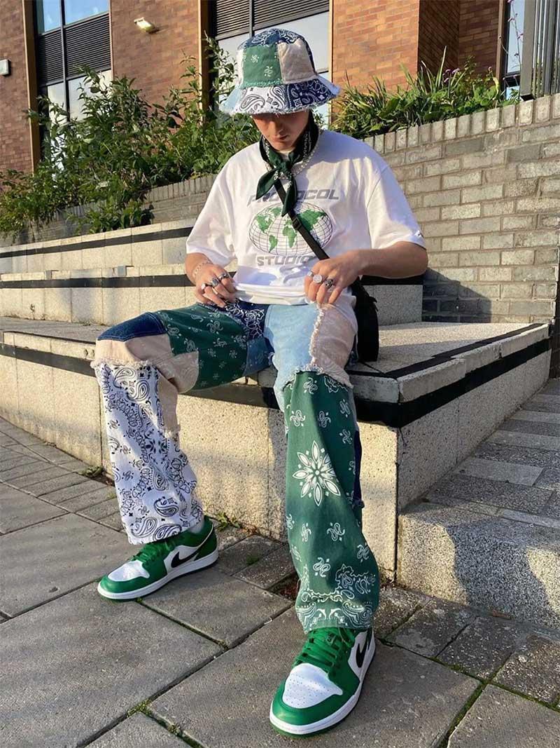 Jaded London Jeans Trousers