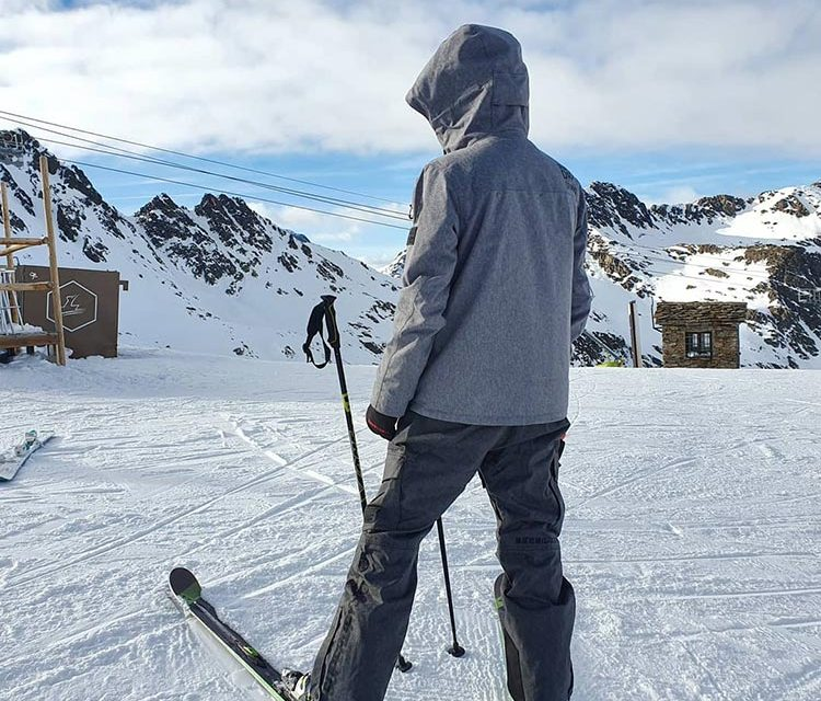 Superdry Snow Gear – Grey Grit Style Reviewed