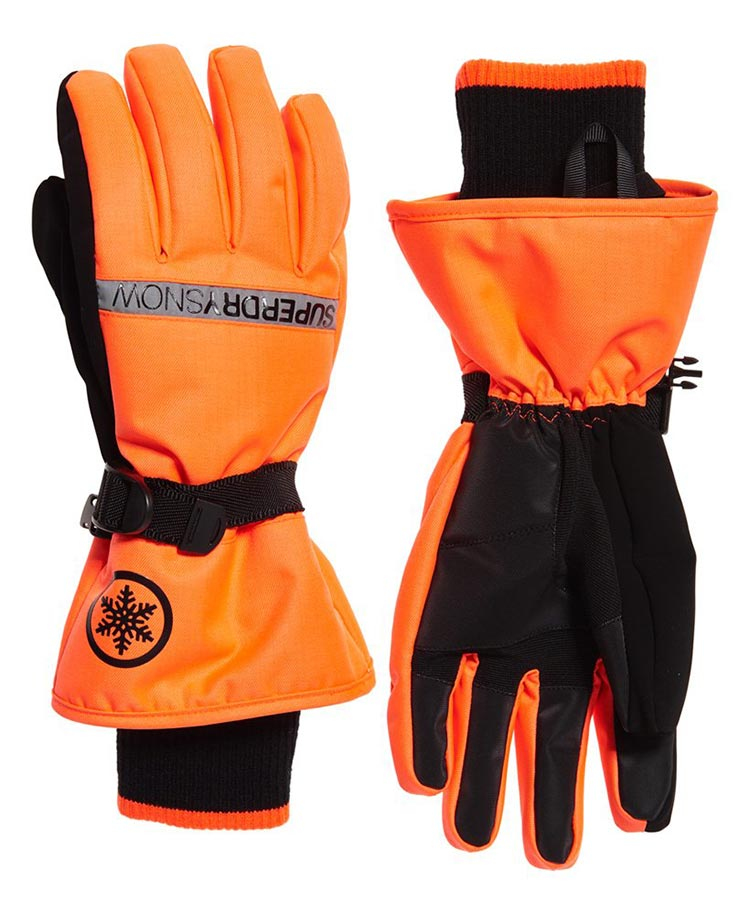 Ultimate Snow Service Gloves Superdry