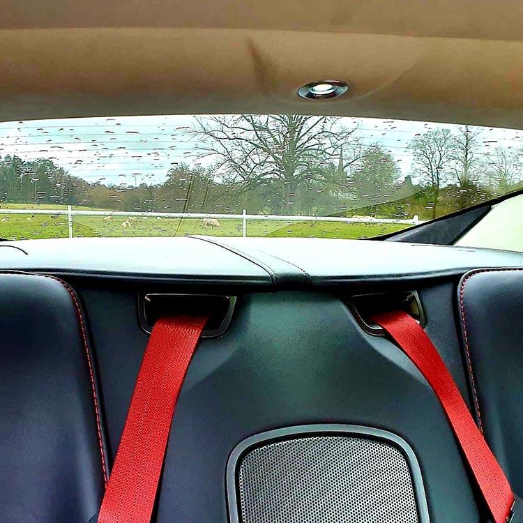 Aston Martin DB11 - Licence To Thrill Gracie Opulanza 2020 UK (1)