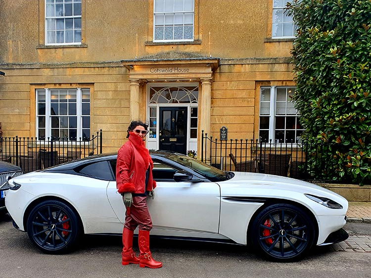 Aston Martin DB11 - Licence To Thrill Gracie Opulanza 2020 UK (2)