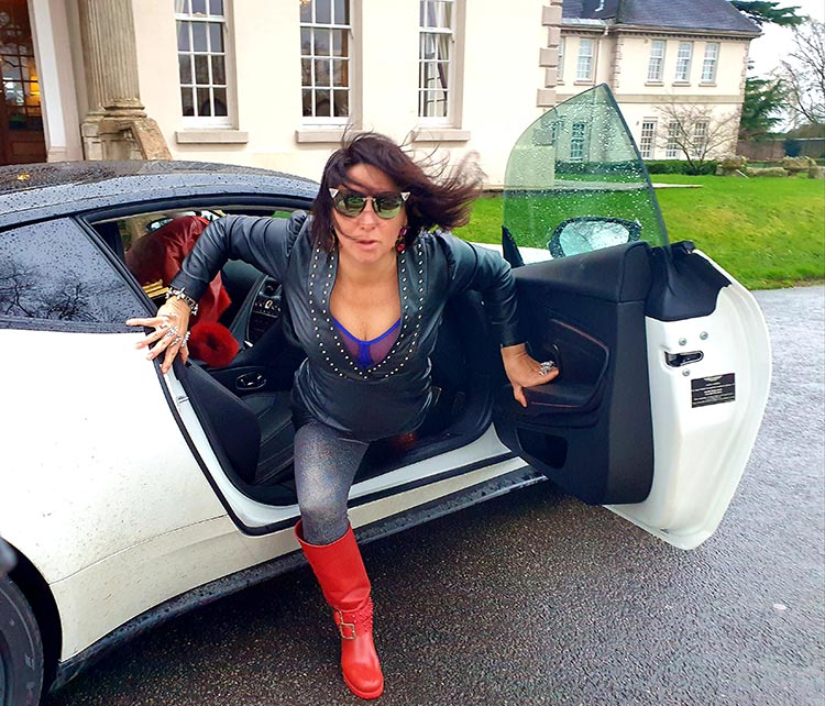 Aston Martin DB11 - Licence To Thrill Gracie Opulanza 2020 UK (3)