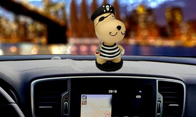 10 Best Bobbleheads For Your Car