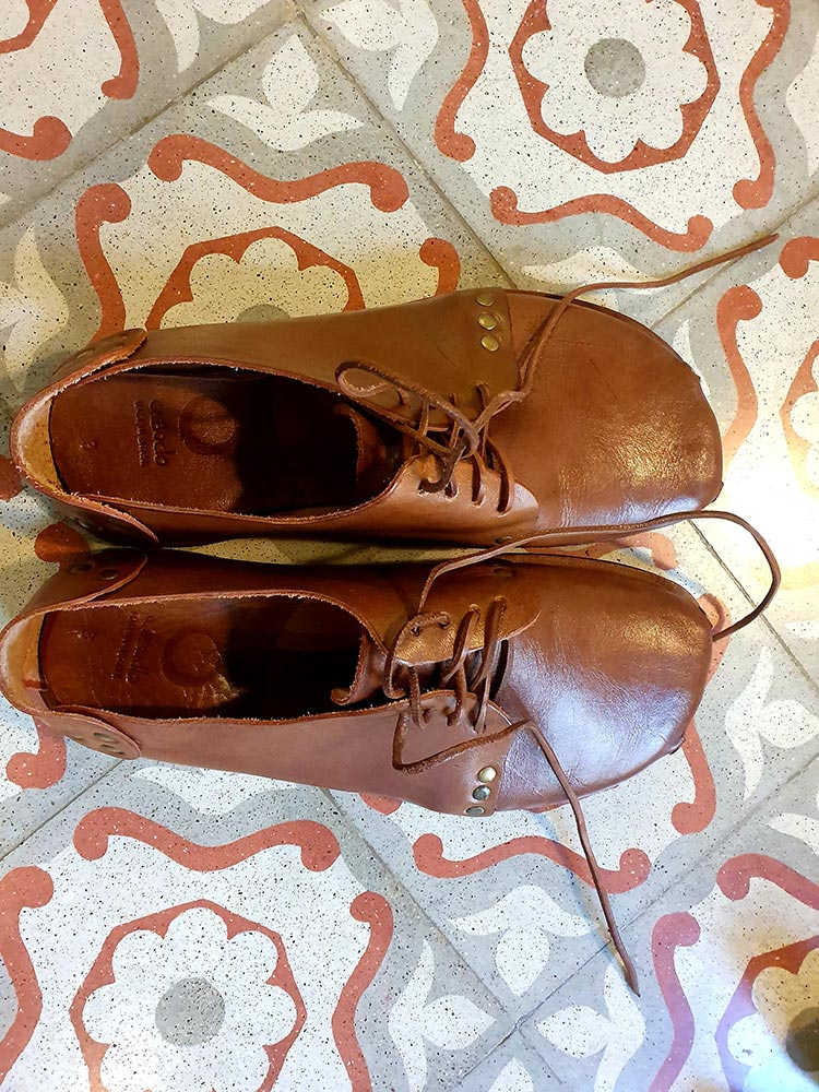 Caboclo El Born Barcelona Leather shoes made in Brazil (3)