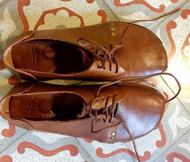 Caboclo Hand Made Leather Shoes – El Born Barcelona Spain