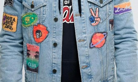 The Many Types Of Patches For Men's Jackets