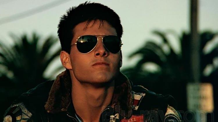 Tom Cruise Aviator sunglasses