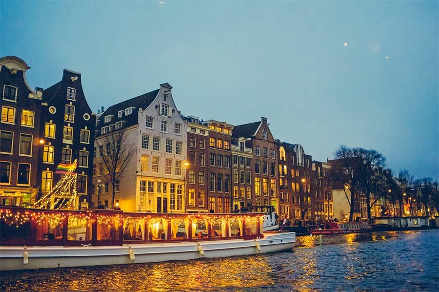 Amsterdam Netherlands houses