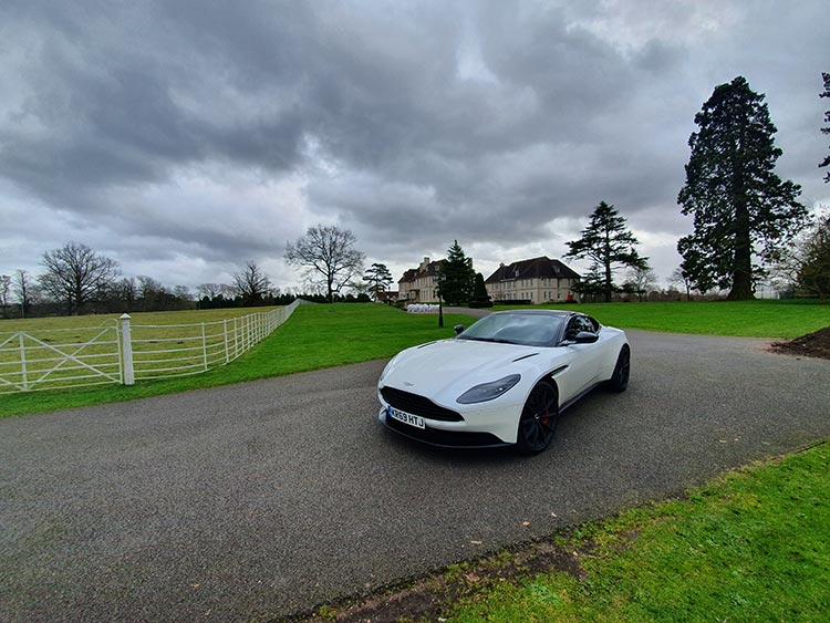 Aston-Martin-Brockencote-Hall-Hotel-review-DB11-2020-3