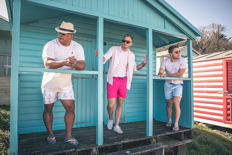 Randy Cow Swim Shorts – The Sustainable Fashion Brand
