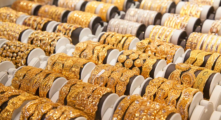 Souk Market The Luxury Of Gold