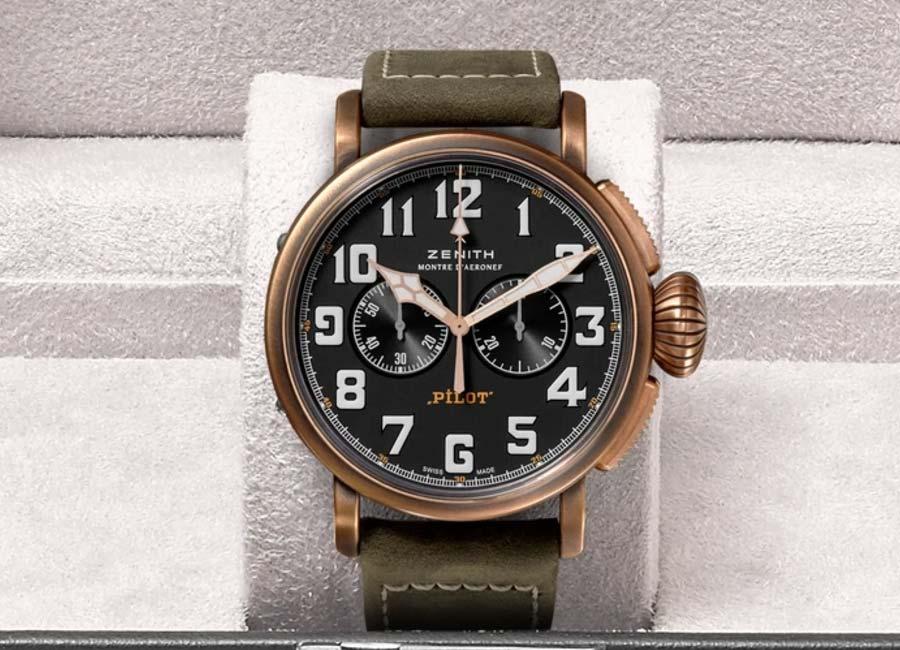 Zenith Pilot Type 20 Watch