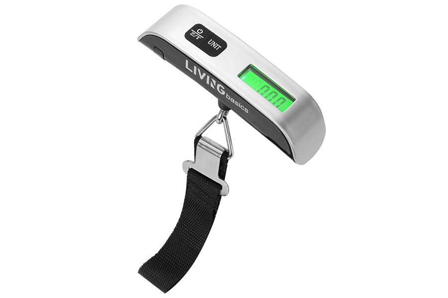 digital luggage scales portable