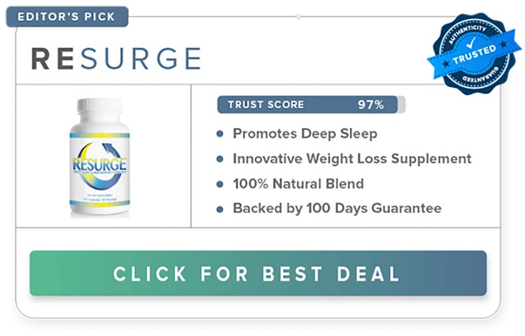 Resurge Review: Is it effective for Weight Loss?
