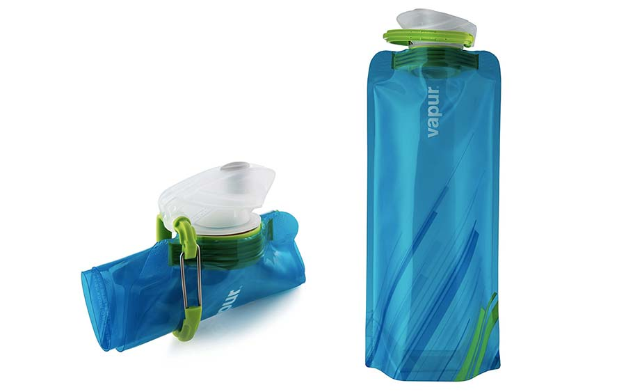 Vapur collapsible water bottle