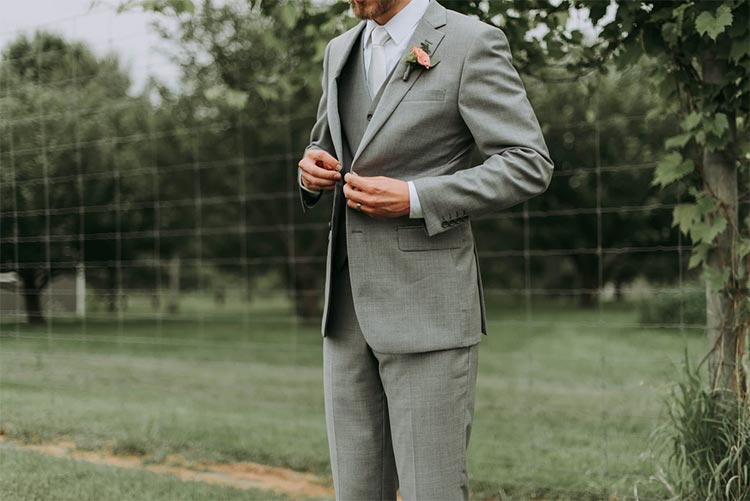 Wedding Planning During Covid-19: A Guide To Groom's Attire