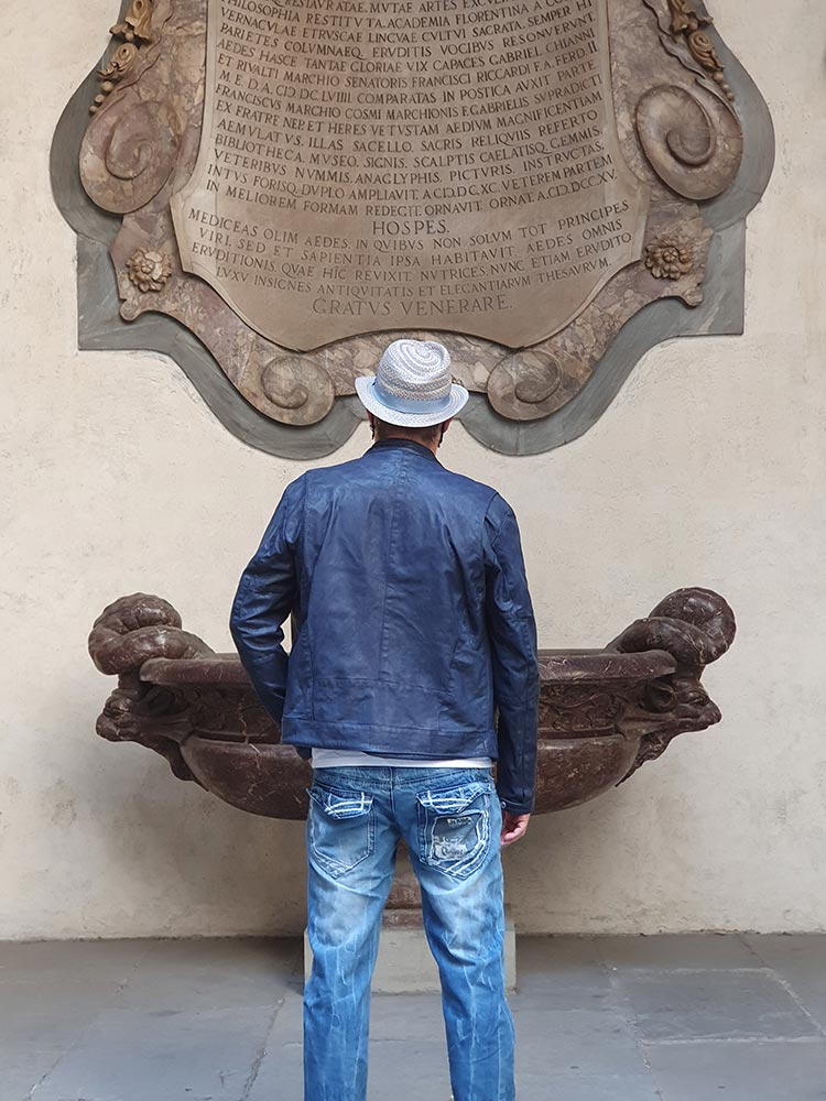 LAI Ferenze - Leather Jacket
