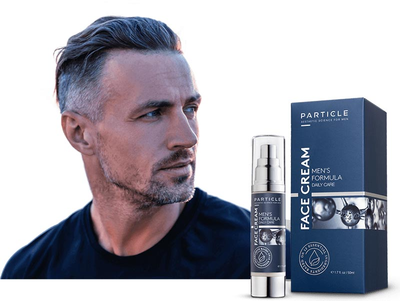 Anti-Aging Solution of the Future – Particle Face Cream