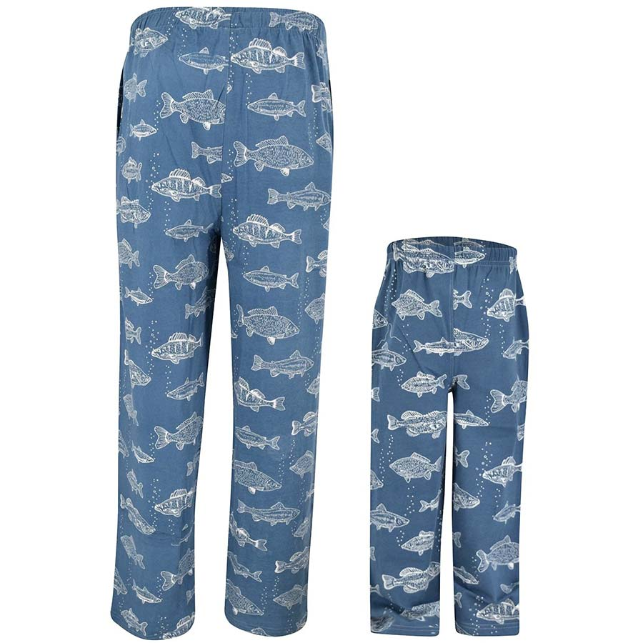 Fisherman MAtching Pajama pants