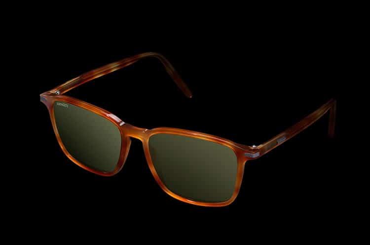 Serengeti Sunglasses - Premium Acetate Model Lenwood