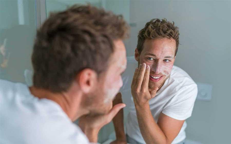 facescrub for men exfoliators