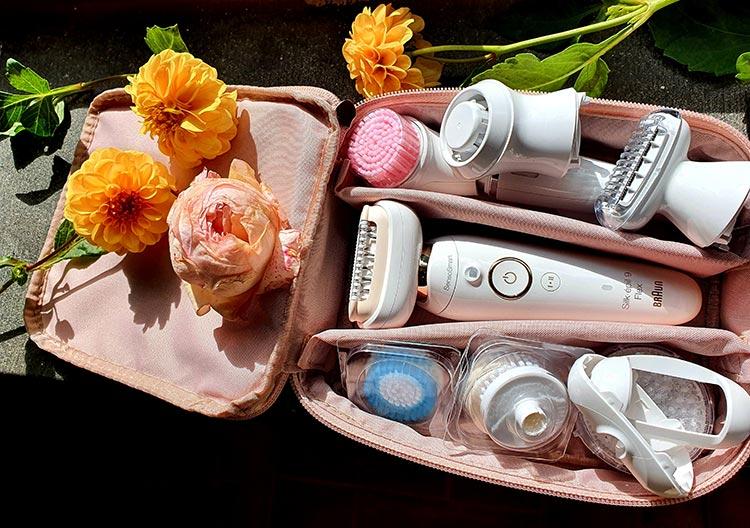 Braun Silk-épil 9 Flex 9-100 Beauty Set Epilator – Reviewed
