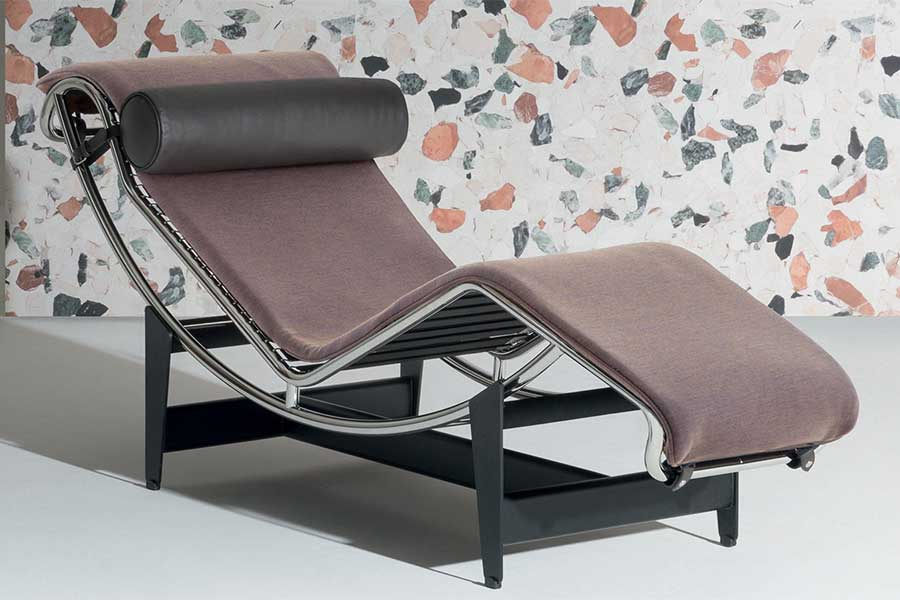 LC4 Armchair by Le Corbusier