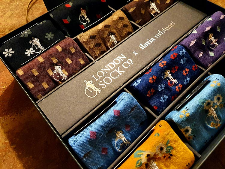 London Sock Company Hollywood collection 2020 (2)