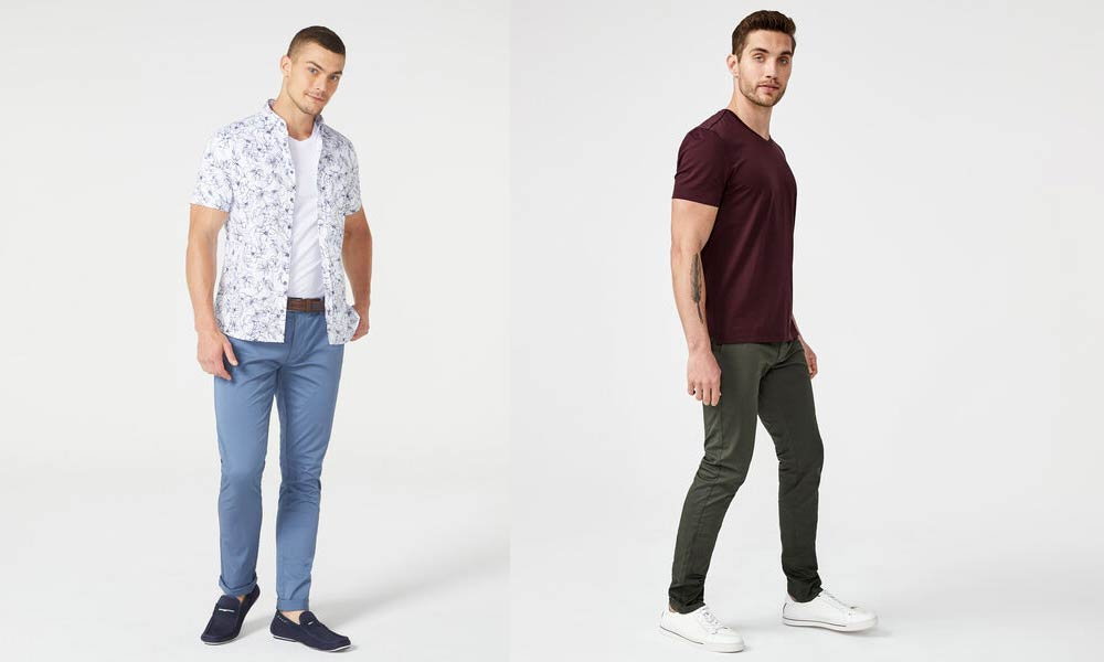 3 Things to Include in a Basic Capsule Wardrobe for Men