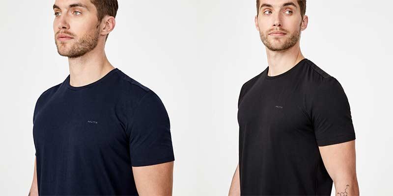 plain t-shirts for men