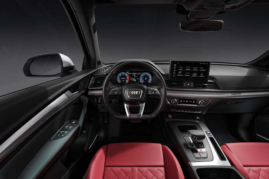 Audi SQ5 TDI is torque of the town