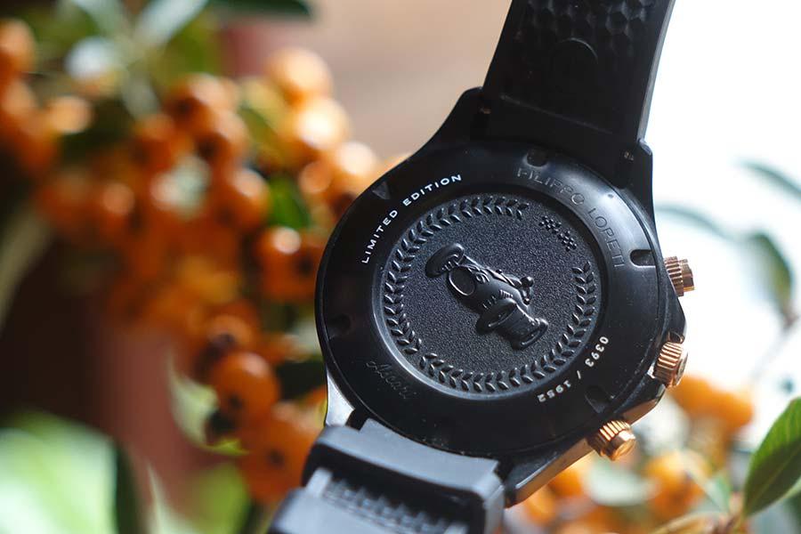 Filippo Loreti Ascari Grandprix gp1952 watch
