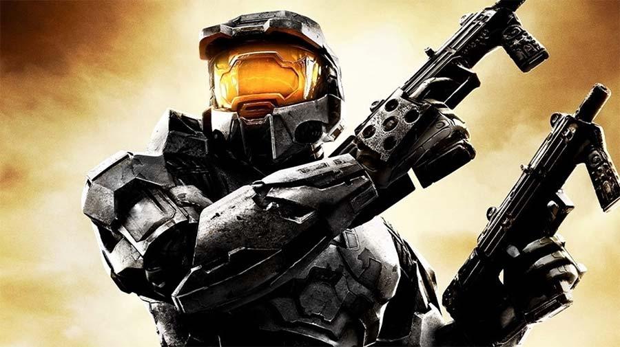 Halo 2 Xbox game