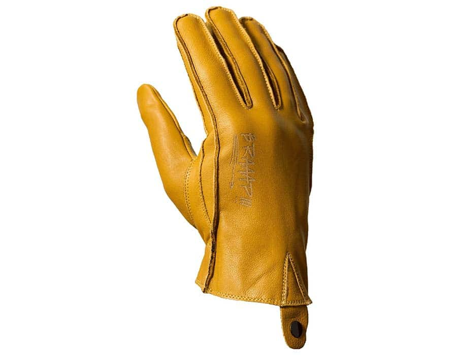 John Doe Ironhead Gloves Yellow