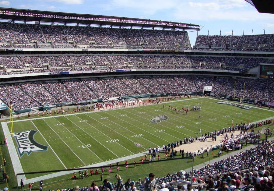 Philadelphia Eagles stadium