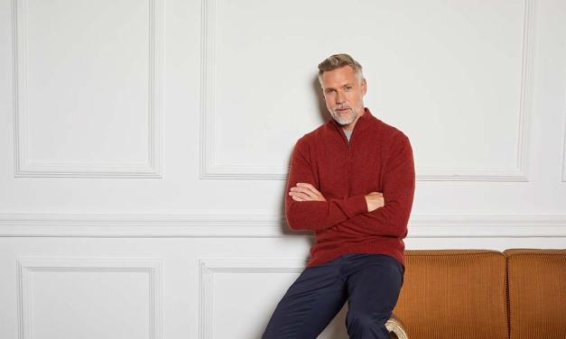 Savile Row Designer on Working From Home Winter Attire
