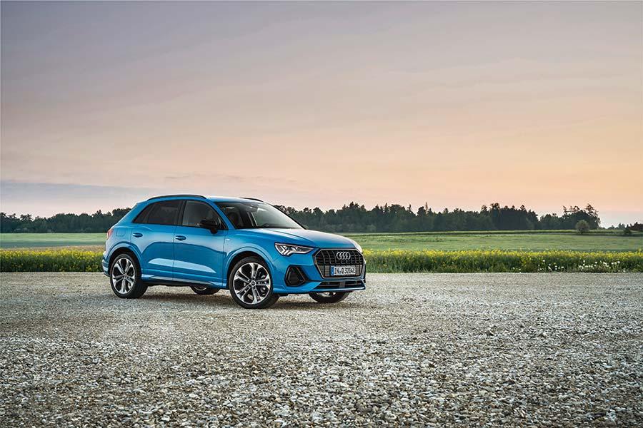 Audi Q3 SUV Joins The TFSI e Family - Hybrid Drive