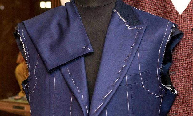 How To Find The Perfect Men's Tailor For Custom Suits