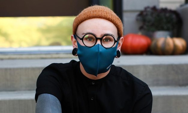 How Glasses Wearers Can Make a Mask Work
