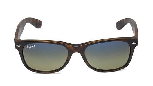 Golden Wayfarer Ray Ban Men Sunglasses