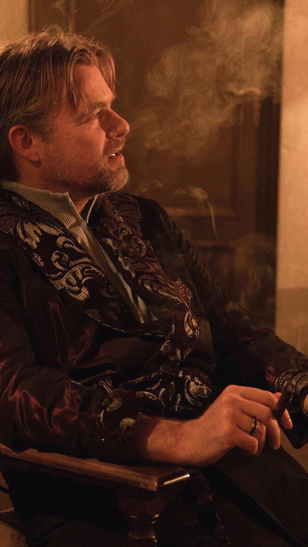 Smoking Jacket - Luxury Homewear Tips